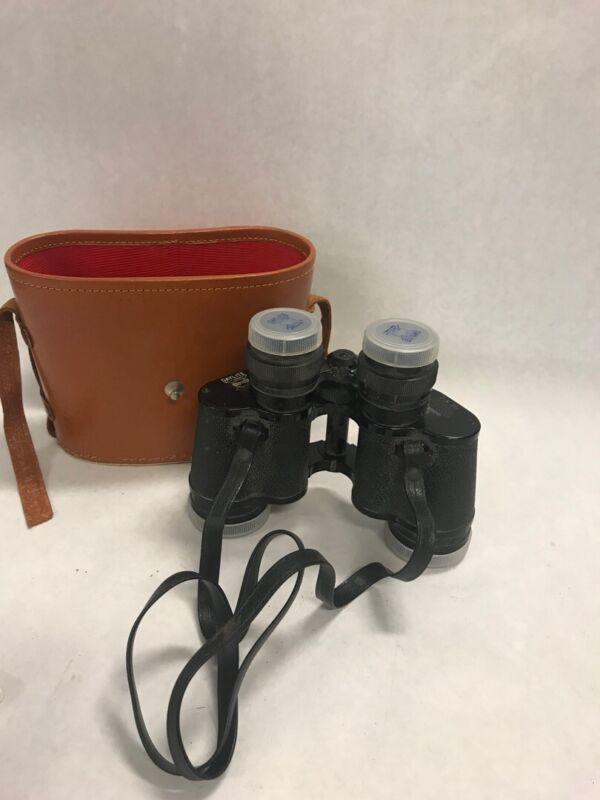 Daylite Binoculars Deluxe case 7 x 35 wide angle Vintage
