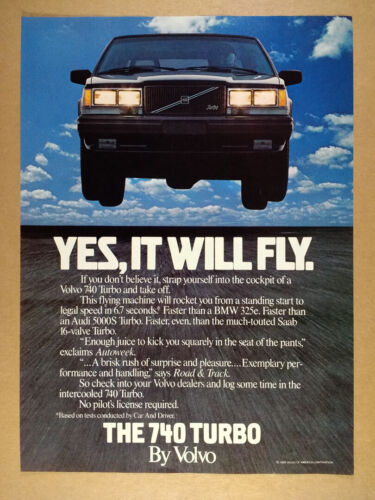 1986 Volvo 740 Turbo