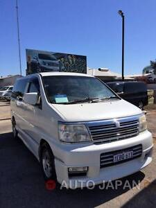 7 Seater NISSAN ELGRAND Luxury on a Budget. Kenwick Gosnells Area Preview