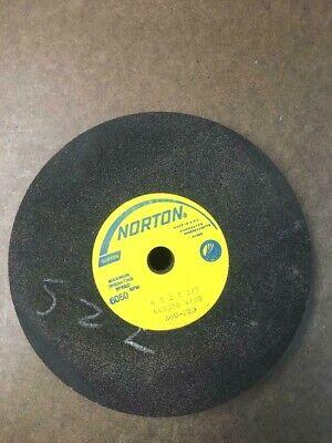Norton Grinding Wheel A60-p8b 628522 6 X 1 X 12 Brand New