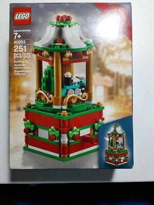 LEGO 40293 TRAIN CHRISTMAS CAROUSEL