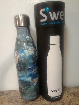 Swell Insulated Stainless Steel Water Bottle 17 oz LABRADORITE--c14 17 Ounce Stainless Bottle