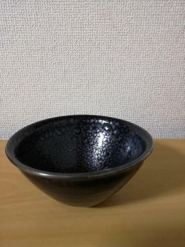 Tea Bowl Antique wooden box