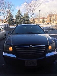 Chrysler pacifica for parts!!