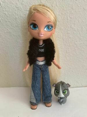 Girlz Girl Bratz Kidz Kid Forever Diamondz Cloe Doll Original Clothes Shoes Rare