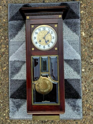 Felix Prihoda Antique Clock