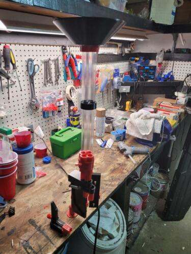 Hornady L-N-L ap press case feeder