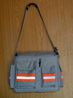 New Firefighter Turnout Shoulder Bag Purse Fire Duty Gear Custom Made