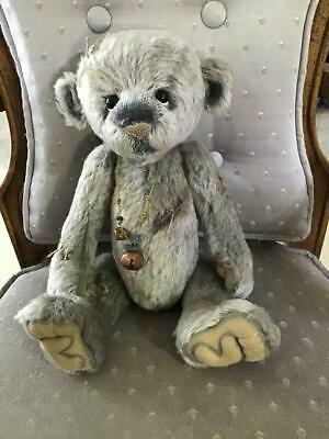 Charlie Bears DIBBLE 2012 Isabelle Mohair Collection FREE US SHIP