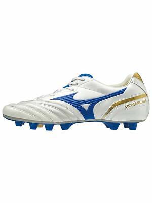 5e2c2b31e89 MIZUNO Soccer Football Spike Shoes MONARCIDA JAPAN P1GA1921 White US10.5 (28.5cm)