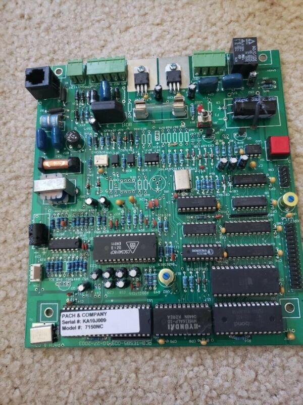 Pach Aegis Intercom MotherBoard model 7150NC