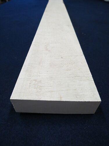 "*Premium* Holly American lumber white wood 1"" x 5"" x 28"", KD"