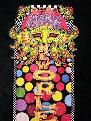 Mardi Gras 2020 100% COTTON T-SHIRT Jamie Hayes - Herren Mardi Gras Maske