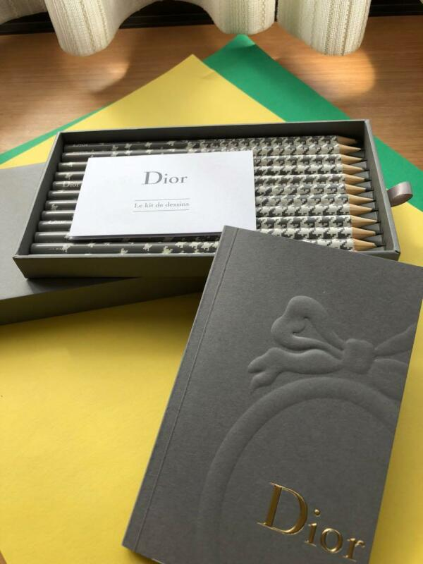 Christian Dior Pencil & Mini Notebook Novelty Not for sale