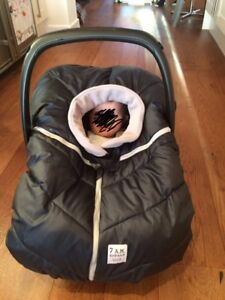 7 am Infant Cocoon Car Seat Cover