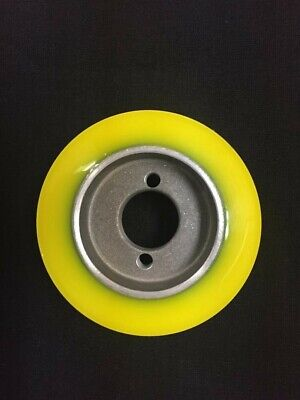 Power Feeder Wheels Polyurethane