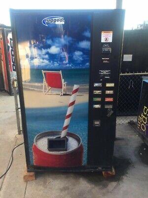 Usi Pop Soda Machine-fsi Fawn-2 Years Fully Guaranteed