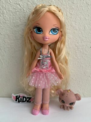 Girlz Girl Bratz Kidz Kid World Familiez Cloe Doll Original Clothes & Shoes Rare