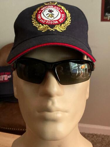 OUEENSLAND (AUSTRAILIA) FIRE AND RESCUE SERVICE HAT