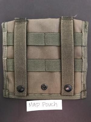 Army Ranger EAGLE INDUSTRIES Brand New Map Pouch 5 Available Tactical Gear - Army Ranger Gear