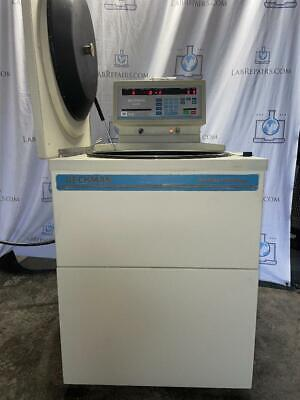 Beckman Coulter J6-mi High Capacity Centrifuge With 6 Liter Rotor