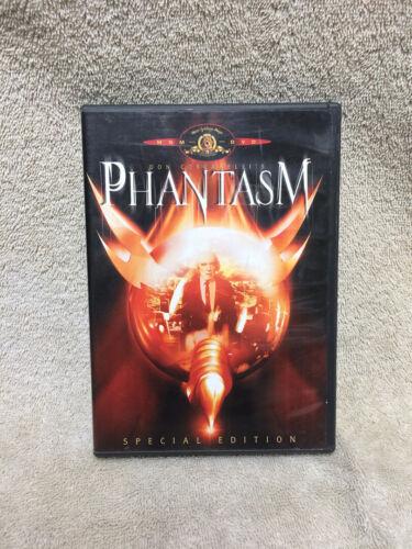 Autographed Phantasm DVD