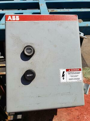 Abb Electrical Box A9-30-10 Switch Included Woodworking Machinery