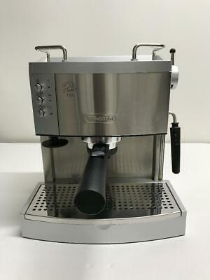 Delonghi EC702 15 Bar Pump driven Espresso Latte and Cappuccino Maker, Stainless