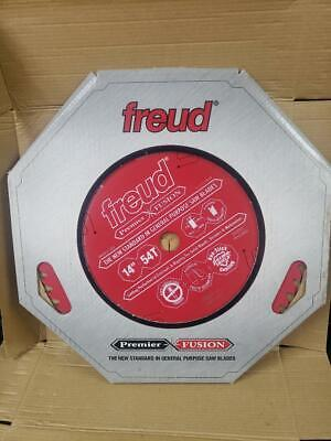 Freud Premier Fusion Saw Blade 14-54t- P414 Woodworking Machinery