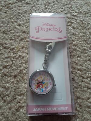 Disney Princess Clip Watch - New and running -