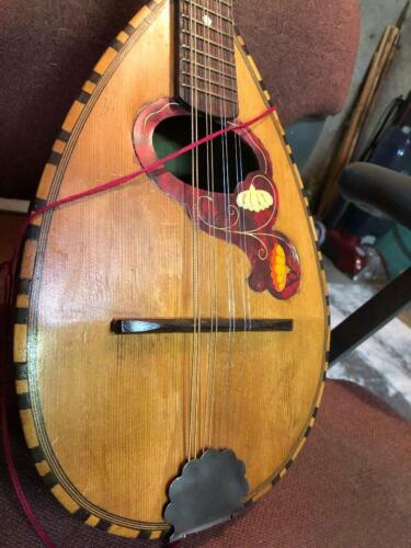 Catania Carmelo Vintage Mandolin