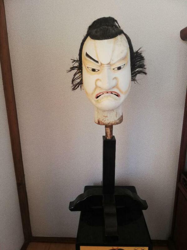 Ningyo Joruri Bunraku Ningyo Noh Edo Period Japanese Traditional Craft Antique