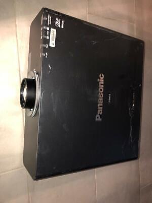 Panasonic PT-DZ6710U High-Definition 6,000 Lumen Large Venue DLP Projector