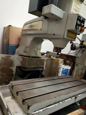 Bridgeport Series Ii Interact 2 Cnc Vertical Milling Machine