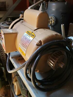 Baldor Motor L3509 1hp Woodworking Machinery