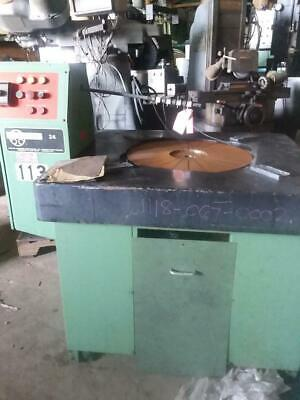 24 Lapmaster 24 Lapping Machine