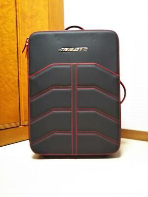 Ferrari 488GTB Leather Genuine Suitcase Carry Bag Limited from JPN Free Shipping