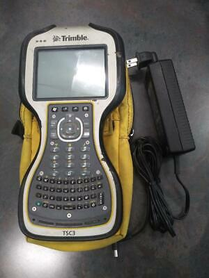 Trimble Tsc3 Gps Gnss Total Station Data Collector Access 2016.10