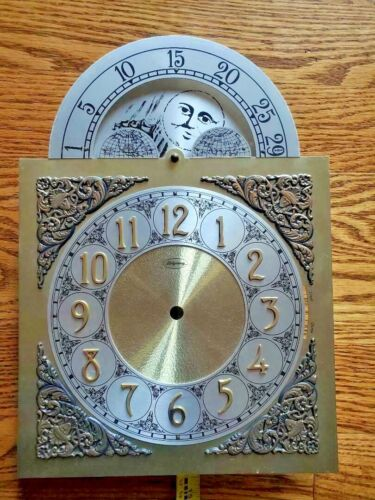 Ridgeway Grandfather Clock Dial R1 Model 5211 AE Movement EN 32575