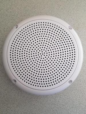 Elite Entertainment Marine Speakers  Model  M5525w  White Speakers  35 Watts Max