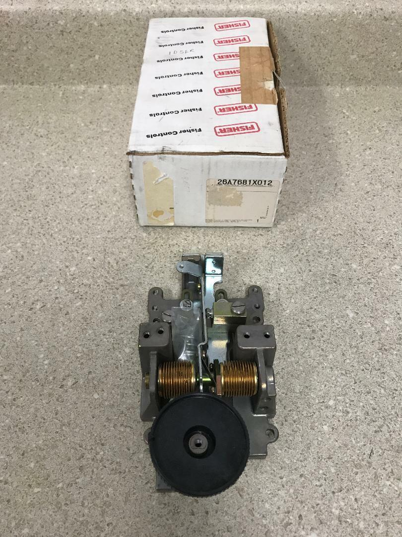 Fisher 26A7681X012 NEW