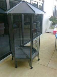 Large patio cage on wheels Malaga Swan Area Preview