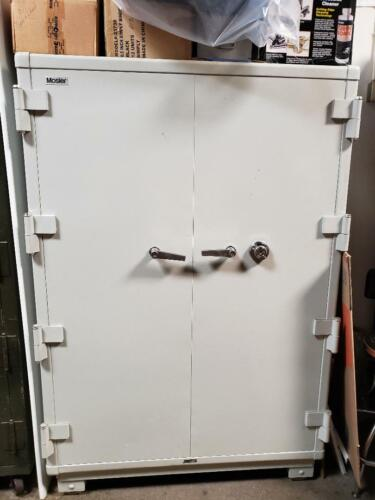 Mosler Carbon Steel Double Safe (Woodworking Machinery)