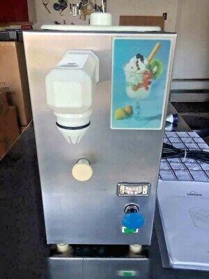 Carpigiani Coldelite Whipped Cream Machine Model Kw-50 Seller Refurbished