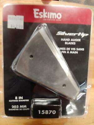 Ion 10 inch auger blades #24508 fits 29100 NIP