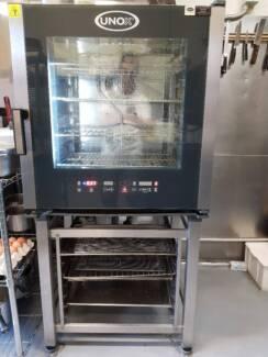 Commercial Unox Combi Oven