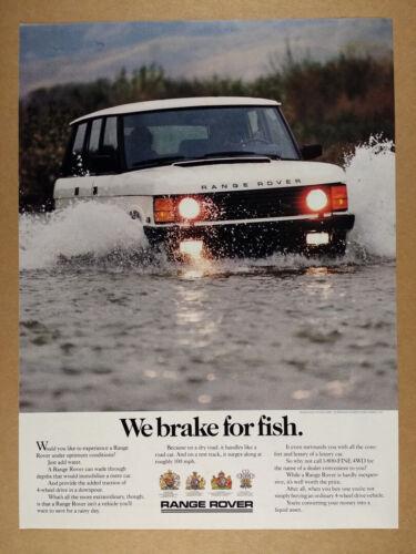1988 Range Rover Classic