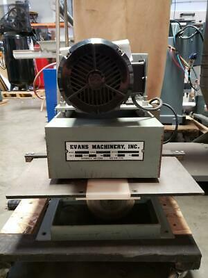 Evans Laminate Slitter Model 5010 Woodworking Machinery