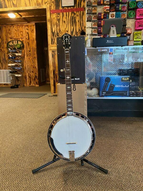Gold Star GF-100JD Mastertone-style Banjo