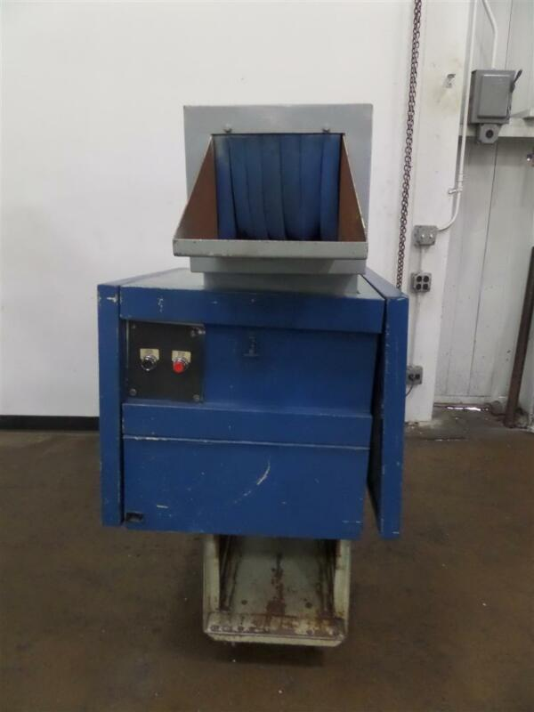 "8"" x 10"" Nelmor Granulator, Model 810, 5 HP"